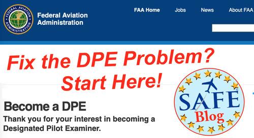 Fix the DPE Problem? Start Here!