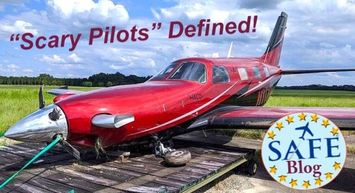 """""""Scary Pilots"""" Determine *Your* Insurance!"""