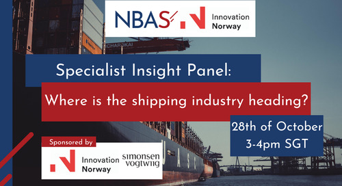 NBAS invites to Maritime webinar on 28 October - ScandAsia.com