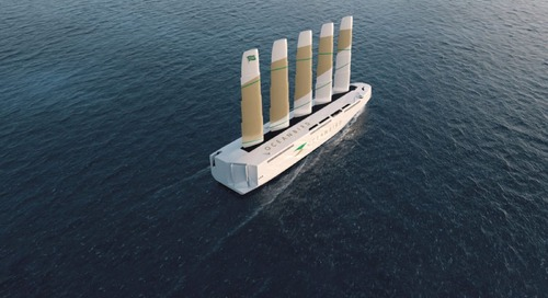 Oceanbird cargo ship relies on wind to transport autos - Tech Xplore