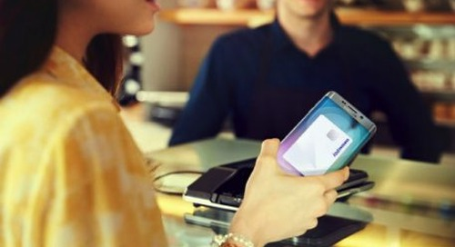 Samsung Pay Goes Beyond Mobile Payments