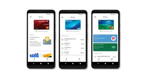 Google Pay Debuts New Mobile Payment App