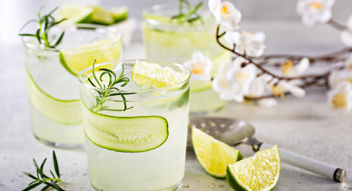 Recipe: Cucumber Gin Gimblet