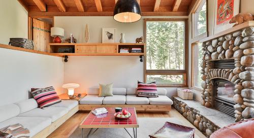 Heath Ceramics: A Cabin As A Physical Extension
