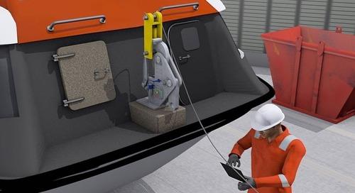 Shipping should adopt safer lifeboat testing, Survitec says - ShipInsight