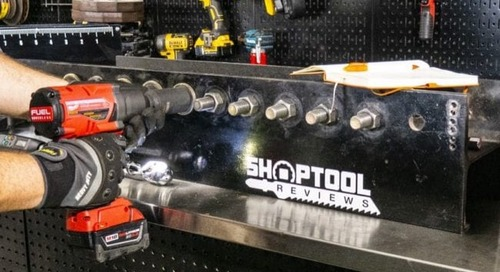 Shop Tool Reviews: 2863 Impact (Video)
