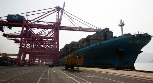Maersk to Split Into Two Separate Units