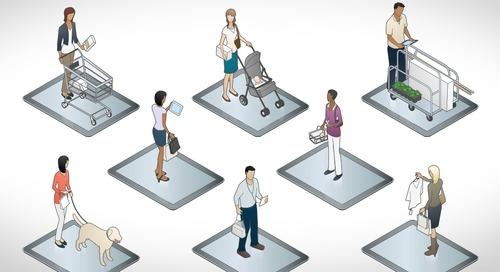 用智慧型零售技術抓住顧客的心