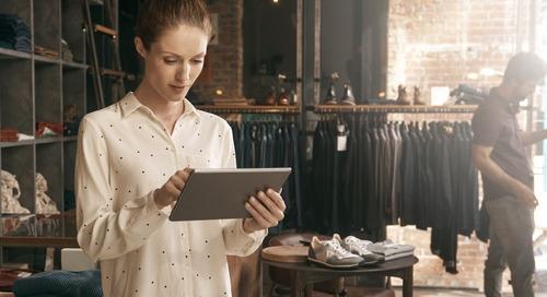 IoT 分析:以 TAP 打造智能更高的零售業
