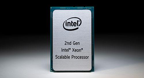為何 Intel® Xeon® 處理器是 AI 能力的關鍵