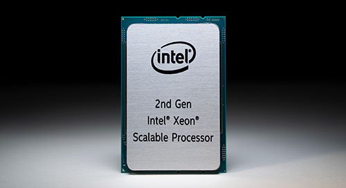 Why Intel® Xeon® Processors Pivoted to AI