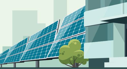 案例研究:莫纳什大学 100% 使用可再生能源的未来