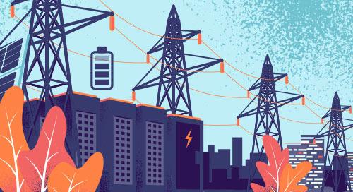 工業物聯網推動智慧電網變電所