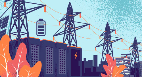 工业物联网助力智能电网变电站
