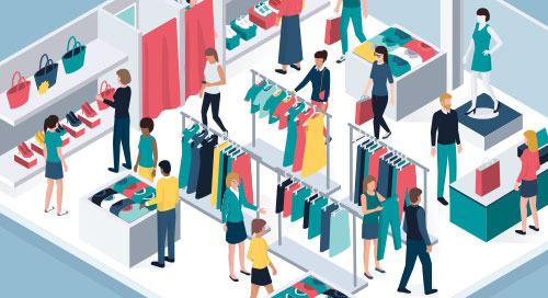 人工智能、数字标牌推动零售销量