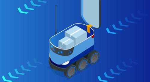 在一天之内建造一个自主移动机器人