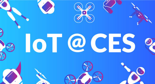 Top 12 IoT Events at CES 2020