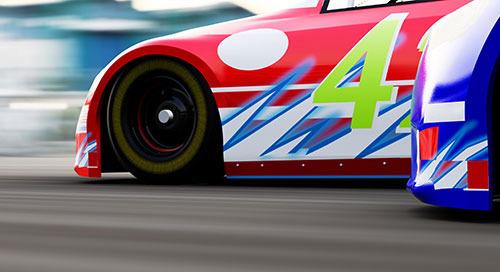 個案研究:NASCAR 引擎與 AI 和 ML 一同奔馳