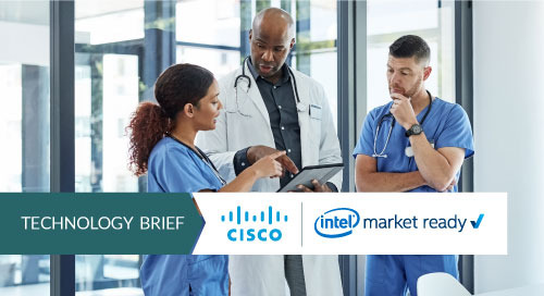 Healthcare IoT, the RX for Providers and Patients