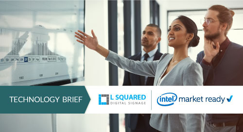 Digital Signage Fosters Workplace Communities