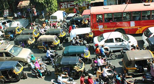 通过人工智能和计算机视觉加强交通执法