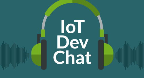 IoT Dev Chat Ep. 2: Data and the Retail Experience