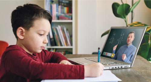 教育技术远程化任重道远