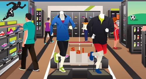 零售分析确保客户安全和购物安全