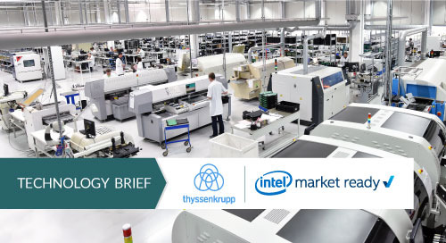 A Full-Service Ecosystem Builds the Smart Factory