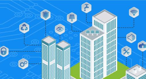 將智慧建築資料轉換成重要 KPI