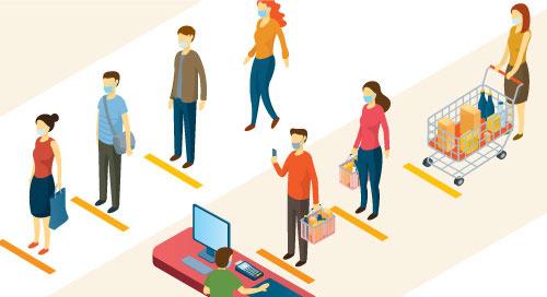 人工智能提升商店安全性和客户体验