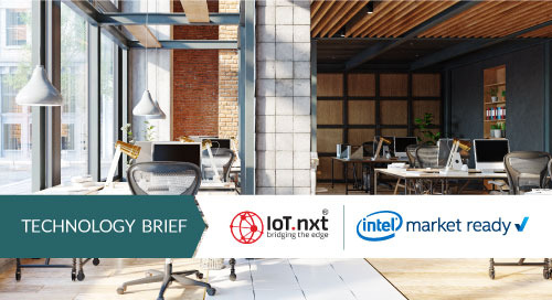 IoT Tech: The Platform for Smart Buildings