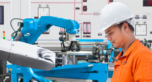 Fail-Safe Cobots Power the IIoT