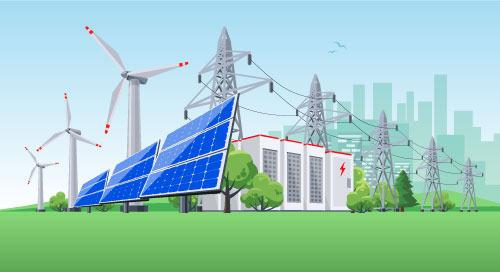 智能变电站让电网实现转型