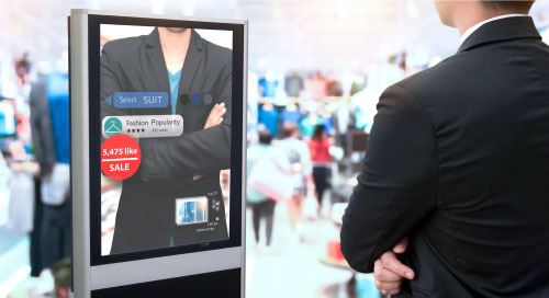 The Currency of Retail? Engagement with Digital Displays