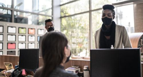 楼宇自动化提供更安全的工作场所