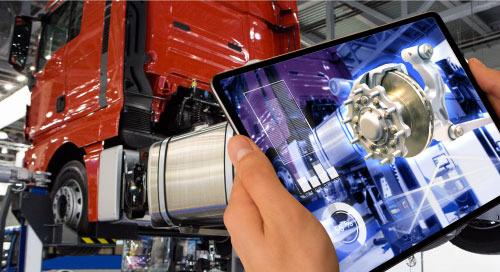 工业物联网入门套件为 AR 提供了一个新焦点