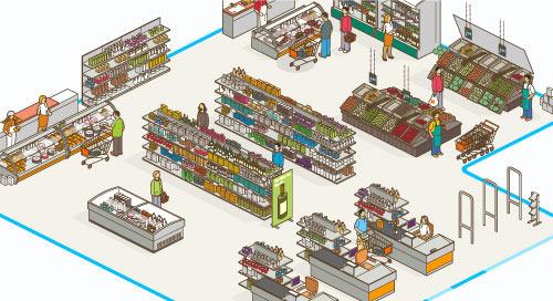 加速 Retail Edge 的物聯網分析