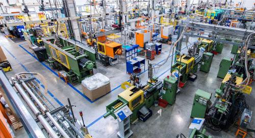 工廠數位轉型始於基礎架構