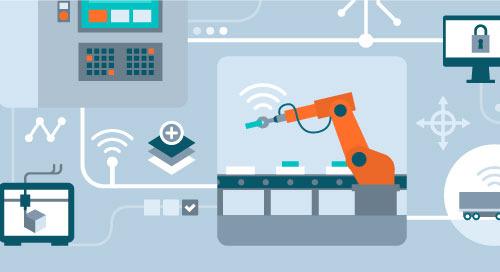 工业 4.0:从物理连接到云