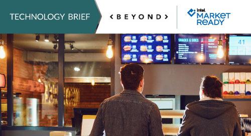 Digital Displays Feed Information Appetite