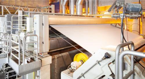 造纸厂推进人工智能外观检验