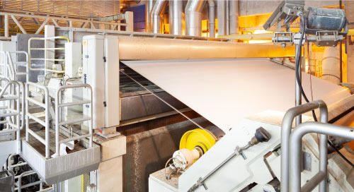 利用 AI 視覺檢測,造紙廠突飛猛進