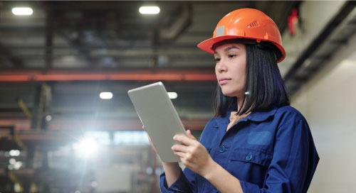 Predictive Maintenance Keeps the Smart Factory Running
