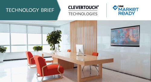 One-Click Meetings with Interactive Digital Displays