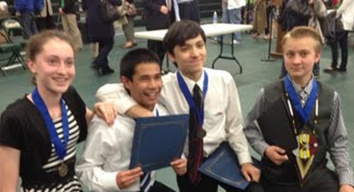 Pleasant Valley Students Head to Nationals for History Day Finals