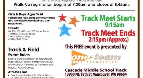 Hershey's Track & Field Games