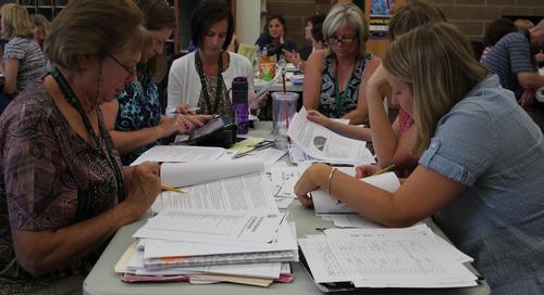 BGPS' Teachers Benefit from Professional Development Days