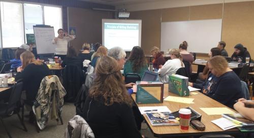 Columbia University Training Immerses BGPS Teachers in Writing Curriculum