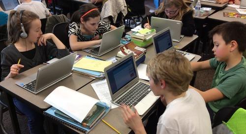 BGPS Prepares Students for Online Assessments